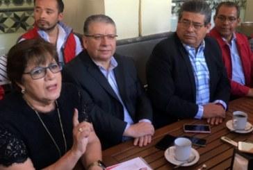 """PRI olvida a traidores; los llaman para votar por """"Alito"""""""