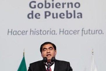 Deuda de Puebla asciende a 44 mil mdp, revela Barbosa