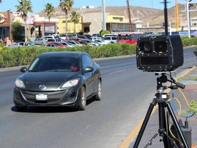 Vincularían cámaras de fotomultas a acciones de seguridad