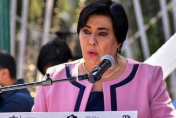 Lourdes Rosales ignora cambios en la SSPTM, dice respetar opinión de Barbosa