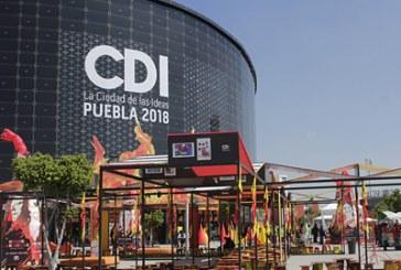 Reasignan otros 35 mdp para Ciudad de las Ideas; quitan a Audi subsidio
