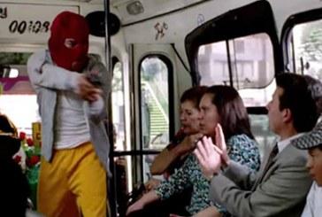 Proponen endurecer castigos contra asaltantes del transporte público