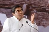 Gobierno no está en guerra con la BUAP: Barbosa