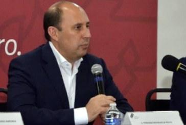 Defiende Manzanilla incidencia delictiva a la baja