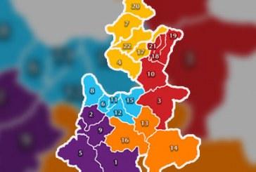Nueva redistritación debe sustentarse en análisis geográfico y político: IEE