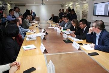 Comisión aprueba paquete de Leyes de Ingresos de 88 municipios