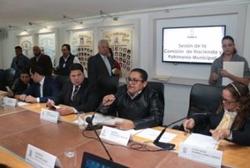 Aprueban en Comisión Ley de Ingresos del Estado de Puebla