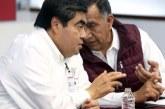 Acusa Barbosa corrupción en decomiso de bienes inmuebles