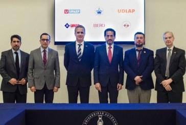 BUAP y Upaep aportarán estrategias en seguridad