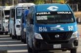 """""""Atole con el dedo"""" modernización del transporte: PAN"""