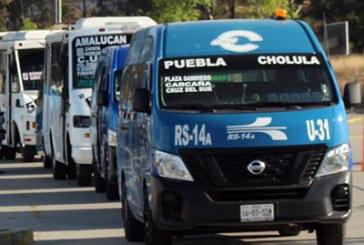 Piden medidas sanitarias estrictas en transporte público y entre ambulantes