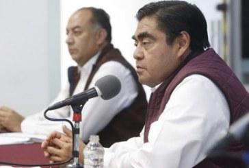 Contingencia no frenará inversión pública, dice Gobierno