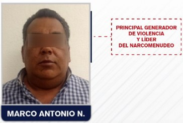 """Advierten autoridades respuesta de criminales a detención de """"El Negro"""""""