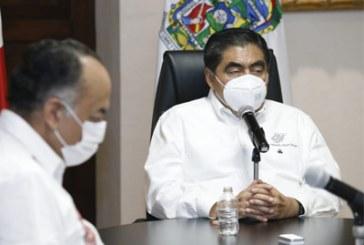 Confinamiento en Puebla podría prolongarse, advierte Gobierno
