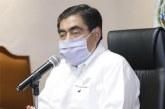 Reclama Barbosa incumplimiento de la federación en entrega de medicamentos