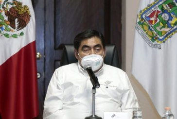 Pide Barbosa a alcaldes salientes dejar finanzas en orden
