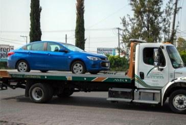 Termina Hoy No Circula con 2 mil autos remitidos