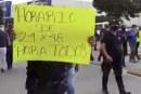 Tendencia nacional reclamo de policías, dice Gobierno; escuchan peticiones