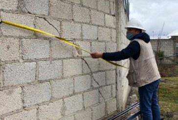 Sin daños graves en inmuebles tras sismo de 7.5 grados