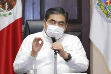 Restricciones para Puebla permanecerán como en semáforo naranja