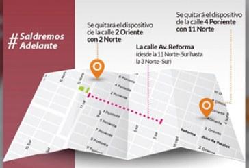 Accede Ayuntamiento a reapertura del Centro Histórico