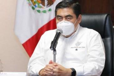 Barbosa Huerta: traslado de reos despresurizará los penales de Puebla