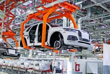 Audi aumenta su producción 112%; es primer lugar en crecimiento