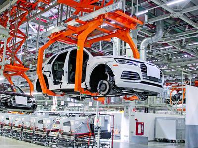 Audi y VW dejaron de fabricar más de 6 mil unidades en primer trimestre
