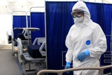 Inicia ampliación de hospitales COVID