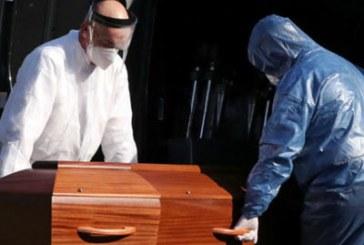 Puebla, cuarto nacional en muertes por COVID