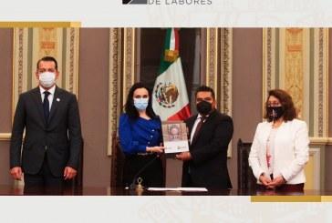 Por primera vez en el Congreso de Puebla existe verdadera libertad y democracia: Gabriel Biestro