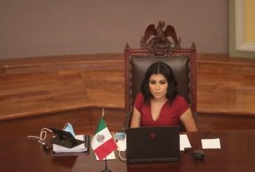 Inicia primer periodo ordinario de sesiones del tercer año de la LX Legislatura del Congreso del Estado