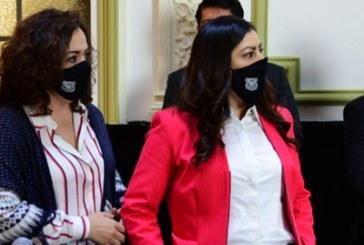 Recrimina Claudia Rivera acoso contra autoridades municipales