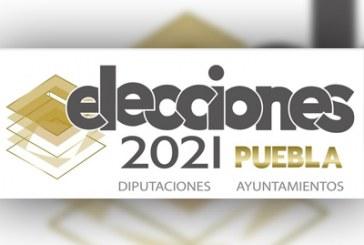 Inician campañas locales de Puebla sin candidatos oficiales