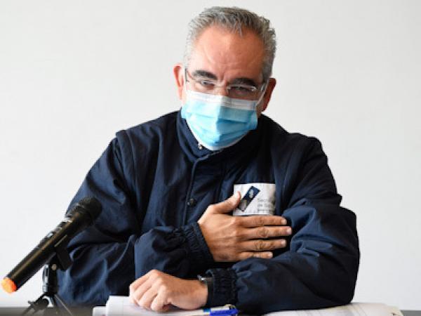 Niega Salud omisión para vacunar a personal médico contra COVID