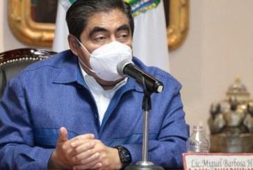 Emplaza Barbosa a funcionarios que quieran participar en las elecciones