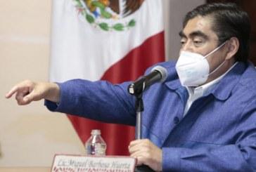 Sin tintes políticos detención de alcalde de Quecholac, dice Gobierno