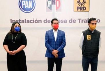 Pide PRD a PAN y PRI no confrontarse por candidatura para la alcaldía capitalina