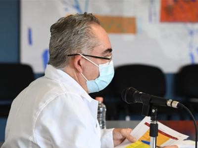 Despliegan unidades móviles para vacunación anticovid
