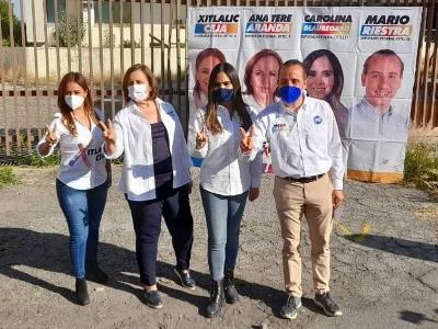 Promete Va Por México nuevo San Alejandro y centro postcovid