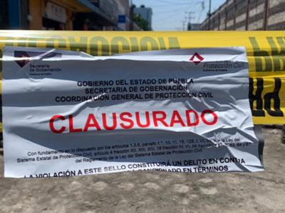 Medio Ambiente clausura obras del CH por violar decreto y manejo de residuos