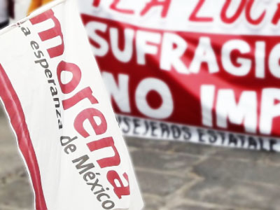 Piden a Mario Delgado intervenir en decisiones del CEE de Morena