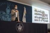 Rector Alfonso Esparza toma protesta a las y los nuevos integrantes de los Consejos de Unidad Académica de la BUAP