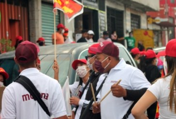 Candidata pide seguridad tras agresión a brigadistas