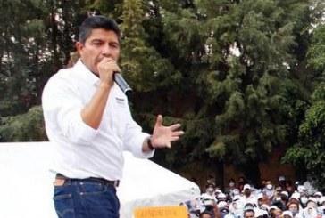 Niega Rivera Pérez aspiraciones para la gubernatura