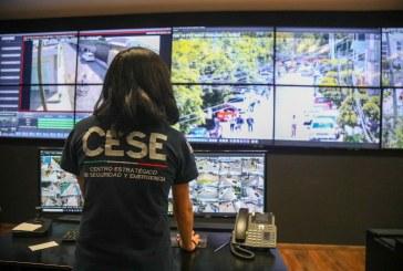 SSPTM brinda seguridad a través del Sistema de Video Vigilancia en los puntos de vacunación