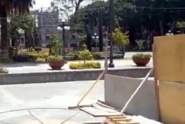 Comercios perdieron 20% de sus ventas por cierre del Zócalo