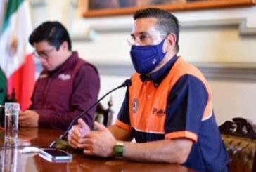 El Zócalo de la ciudad permanecerá cerrado por aumento de contagios