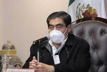 Gobierno de Puebla no se involucrará en designación de funcionarios