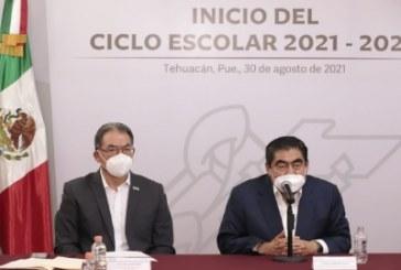 Investiga SEP posibles casos de COVID en escuela de Tecamachalco